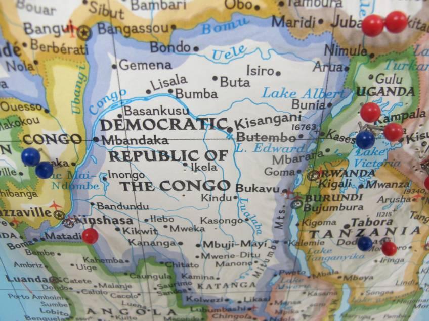 Democratic Republic of Congo: Container Destination