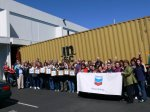 Sending off our 900th container of medical aid!